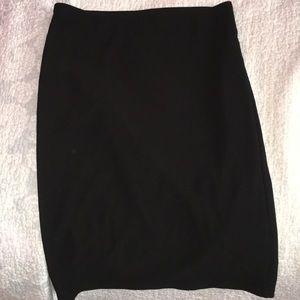 Pencil skirt!